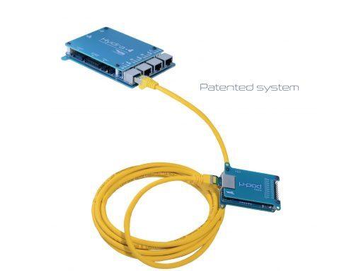 Novaflash, flash programování, E-ISP
