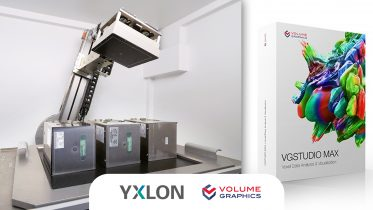 Yxlon offline průmyslové rentgeny