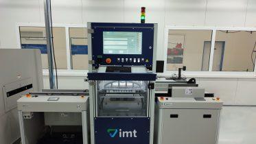 inline handler, inline tester, imt výroba, imt tester, FCT testing, FCT testování
